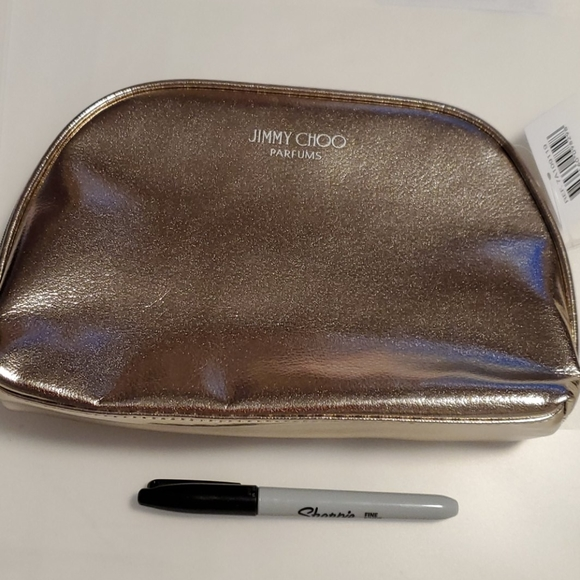 @new@ Jimmy Choo Makeup bag